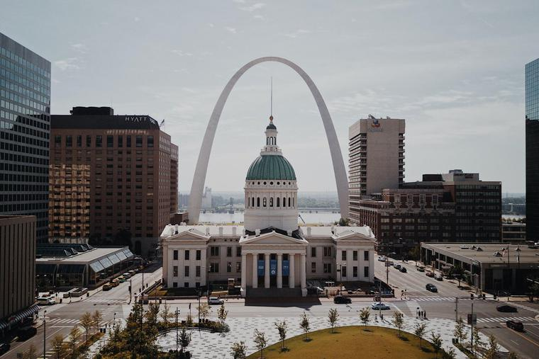 Statehouse in St. Louis, Mo.