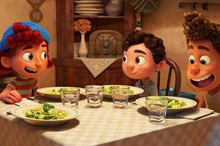 SDG Reviews 'Luca': A Sweet Film Burdened by Tiresome Tropes