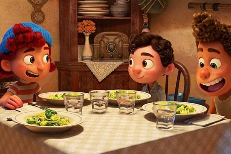 'Luca' is the latest Disney/Pixar fare.