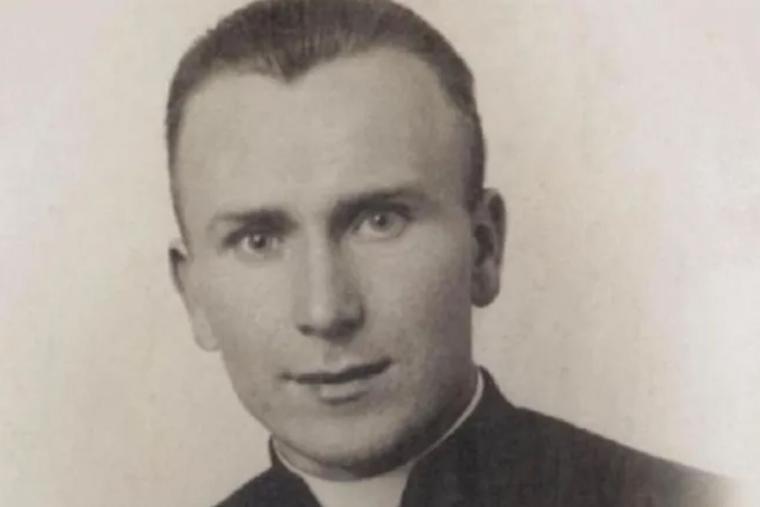Father Jan Macha (1914-1942)