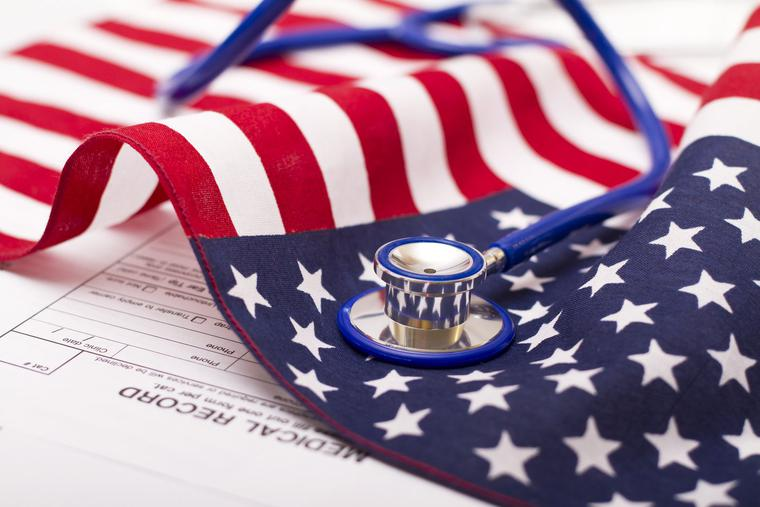 The Affordable Care Act has been upheld by the Supreme Court three times now.
