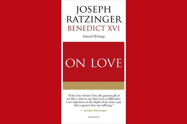 'On Love' includes reflections from 1970 to 2003.