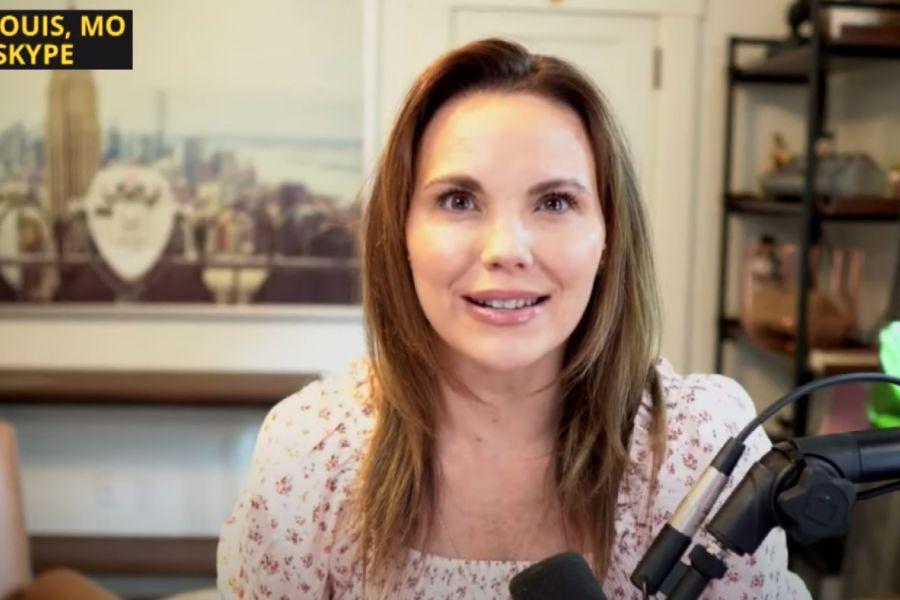 Leah Darrow on EWTN Pro-Life Weekly