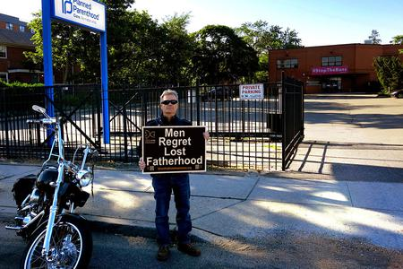 Father's Day Often a Painful Reminder to Post-Abortive Dads