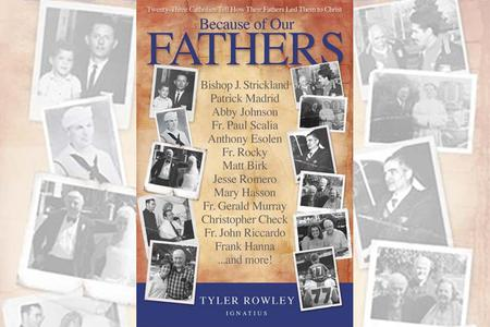 'Because of Our Fathers' book cover