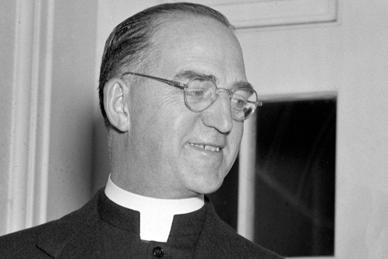 Father Edward Flanagan in October 1938.