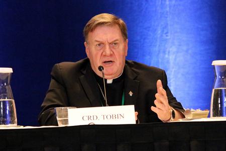 Cardinal Tobin of Newark Appointed Member of Vatican's Highest Court