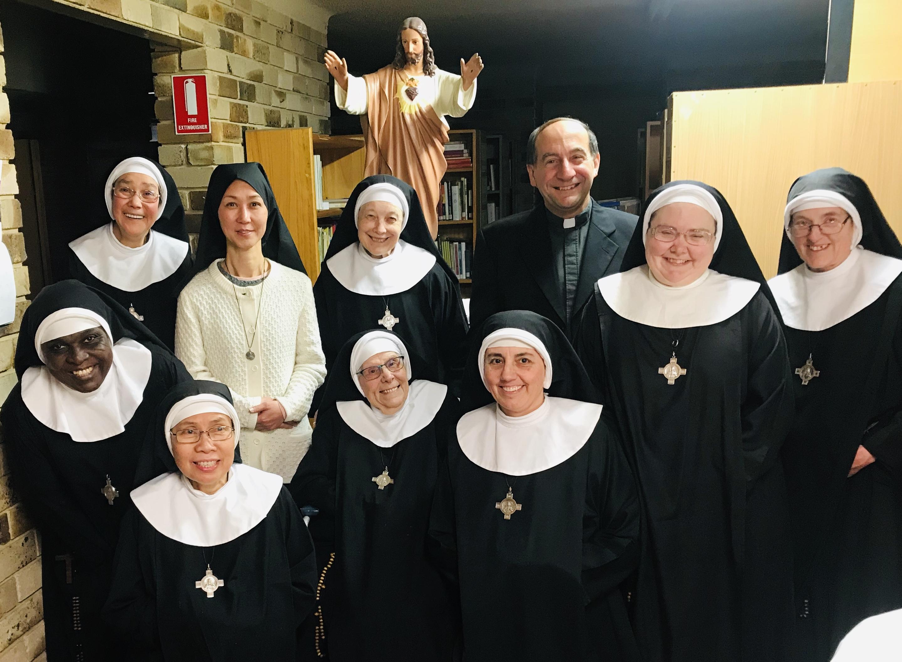Father John Rizzo Tyburn Nuns 2