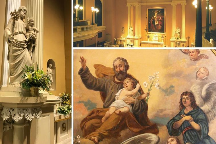 When America declared her independence in 1776, amid the goings-on at Independence Hall two blocks away, Old St. Joseph's was already a flourishing parish.
