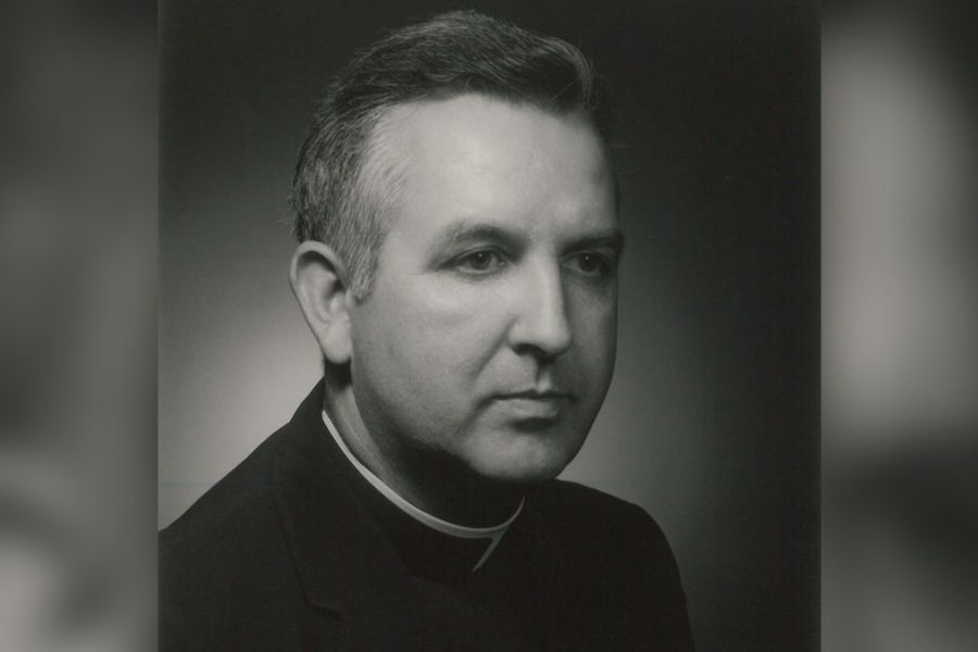 Bishop James Sullivan.