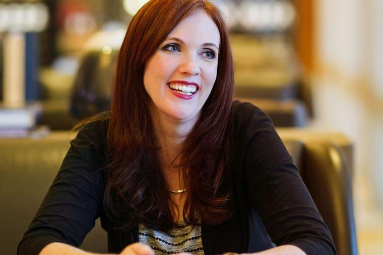 Comic Jen Fulwiler brings 'momedy' to the masses — with a Catholic twist.