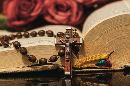Rosary Photo by Meine Reise geht hier leider zu Ende. Märchen beginnen mit from Pixabay