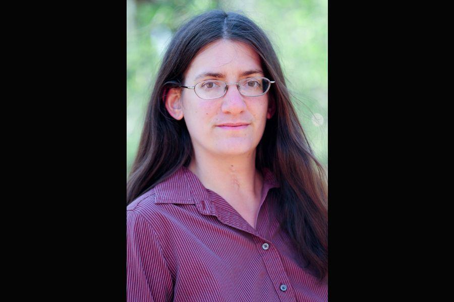 Author Eve Tushnet.