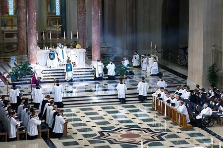Msgr. Charles Pope and Limiting the Latin Mass (July 24)