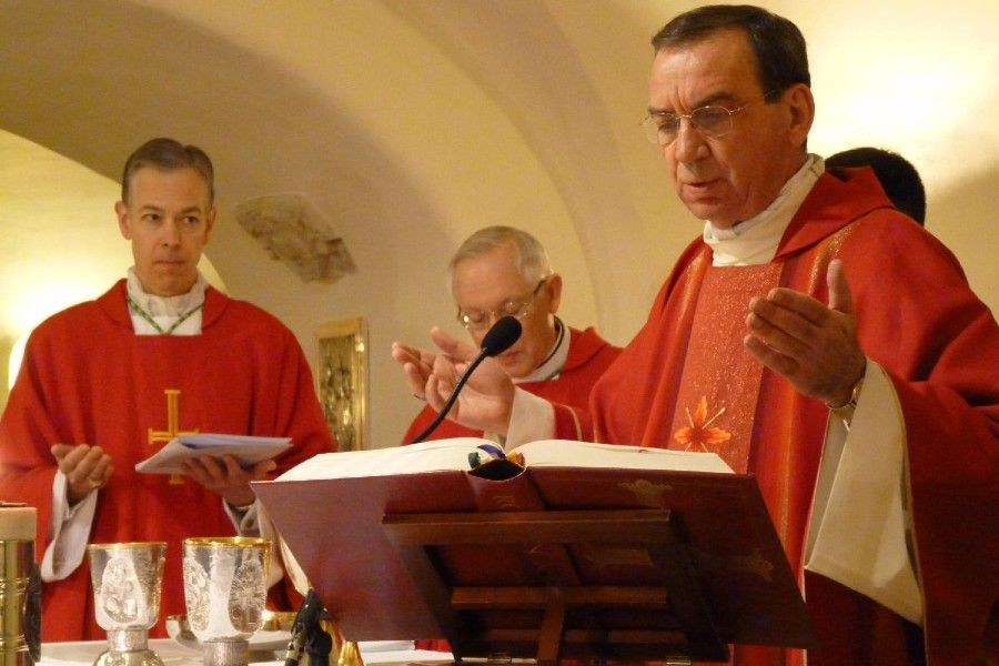 Cincinnati Archbishop: I Would Not Have Approved President Biden's Visit to Catholic University