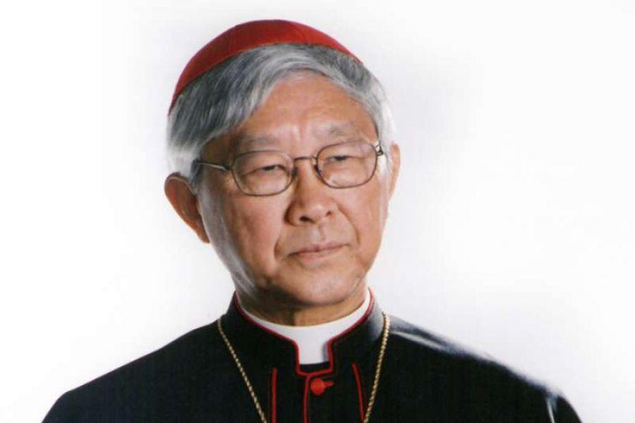 Cardinal Joseph Zen, retired bishop of Hong Kong, has blogged about the recent news.