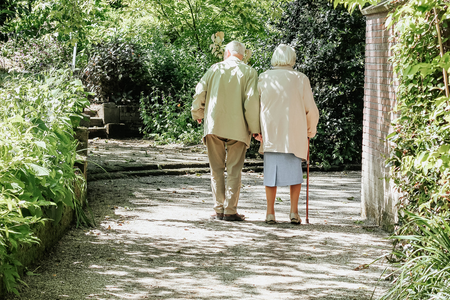 World Day of Grandparents: Living to a Happy Old Age and the Fruits of NFP