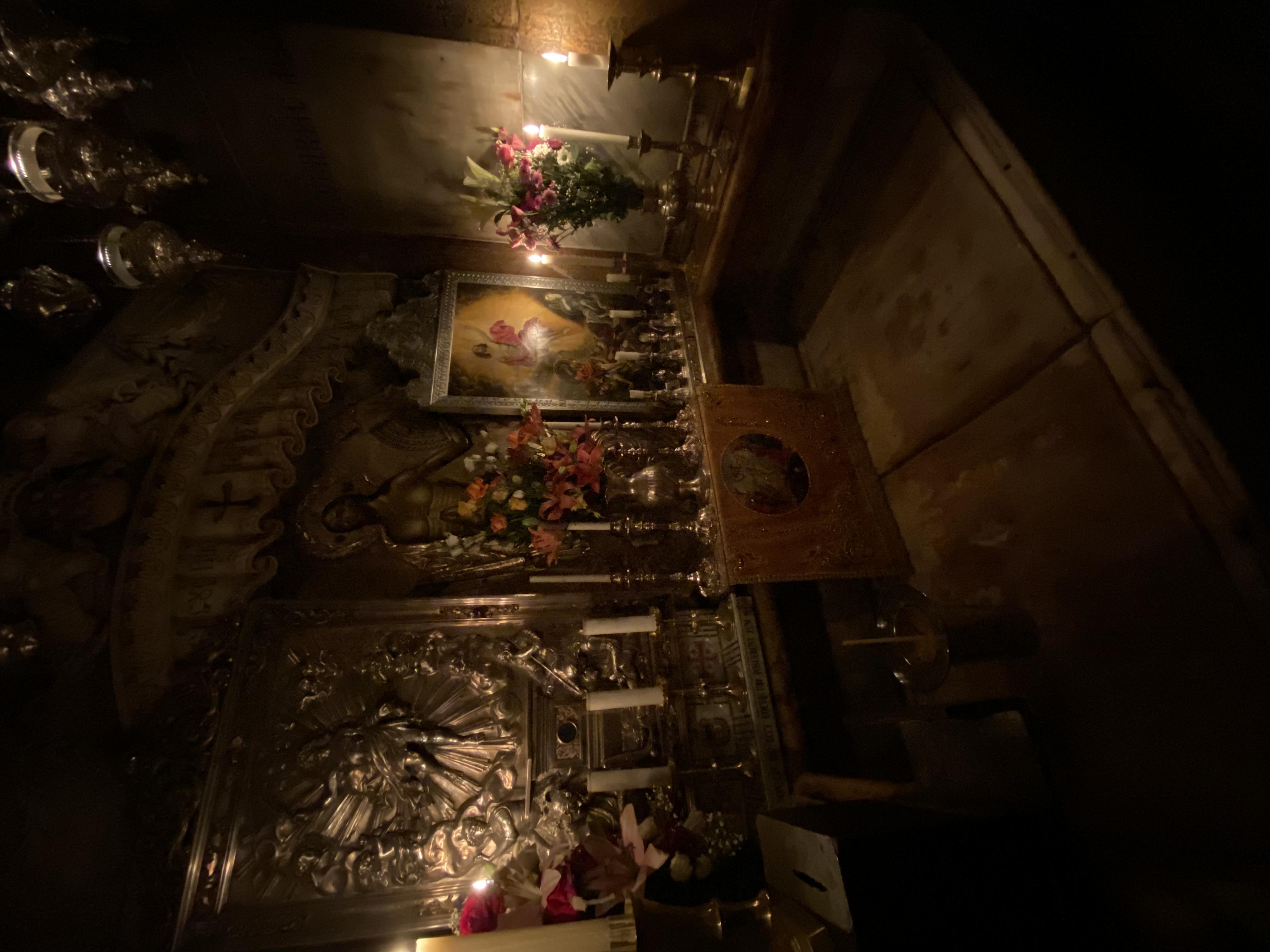 Colm Flynn Holy Land 2021 Jesus' Tomb