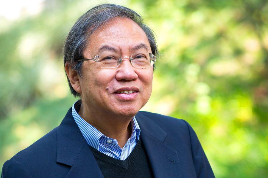 Hong Kong pro-democracy activist Joseph Cheng.
