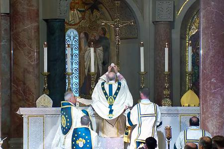 Archbishop Cordileone Schedules Monthly Traditional Latin Mass at Cathedral