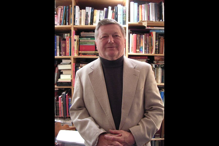 Dr. William Thorn, associate professor emeritus of Journalism and Media Studies/Institute for Catholic Media at Marquette University's Diederich College of Communication.