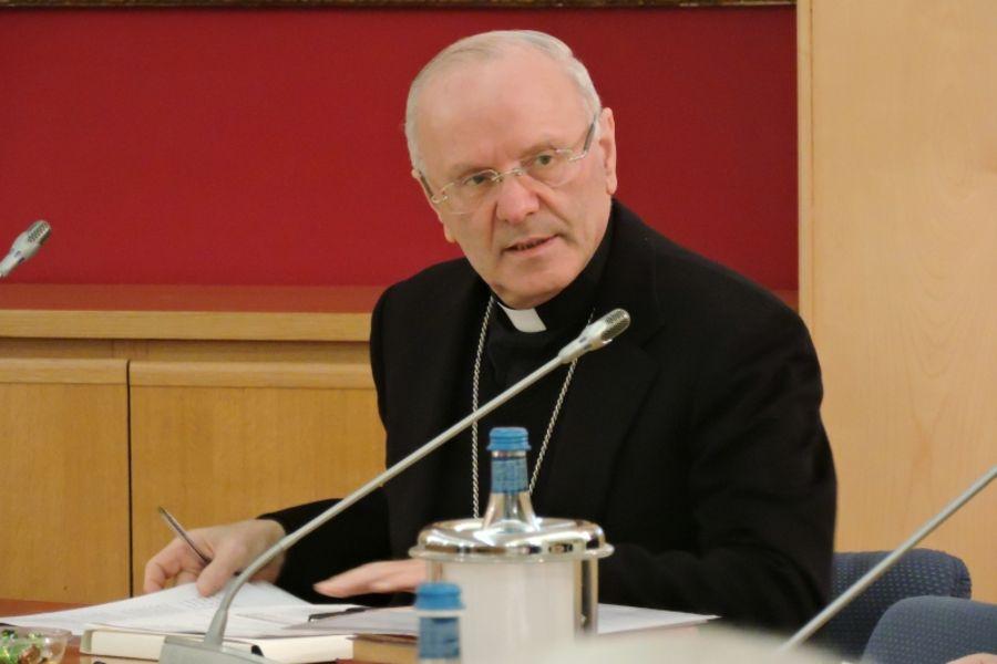 Bishop Nunzio Galantino, president of APSA.