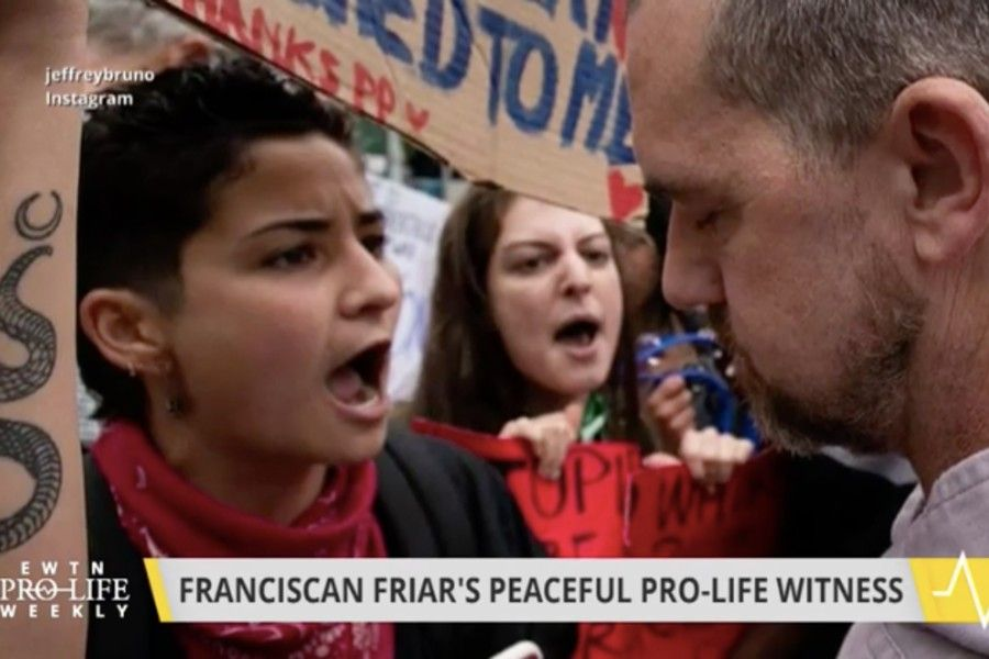 Recent Priest Targeted by New York Pro-Abortion Protests Speaks Out