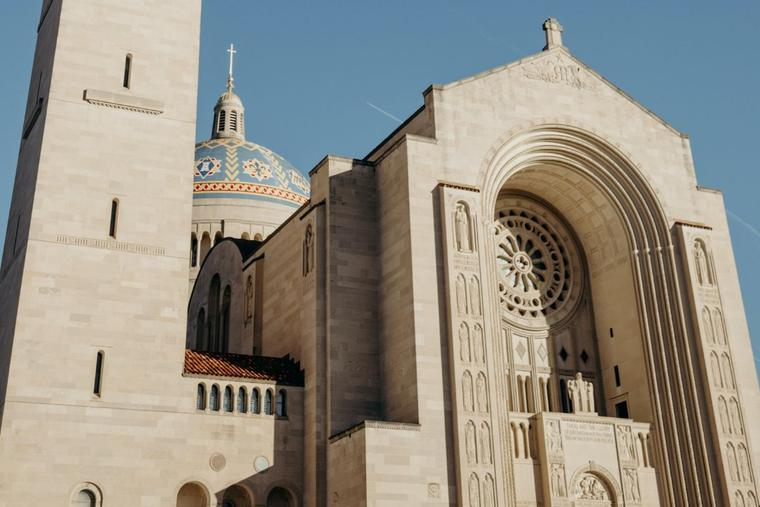 A traditional Latin Mass was scheduled to be celebrated Aug. 14 at the Basilica of the National Shrine of the Immaculate Conception.