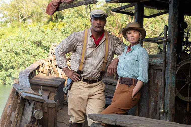 'Jungle Cruise' is the latest adventure movie from Disney.