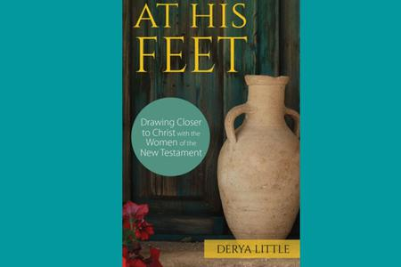 'At His Feet': New Book Highlights St. Martha's Story