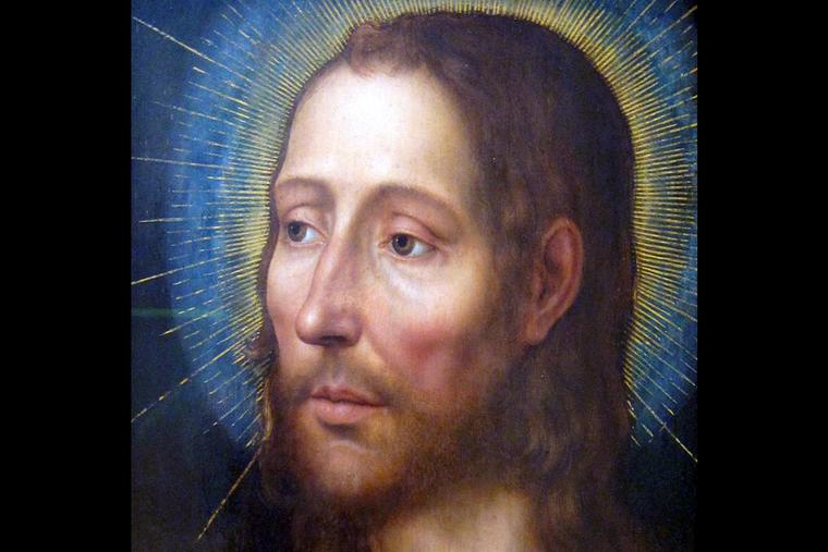 """Quentin Matsys, """"Christ,"""" ca. 1529"""