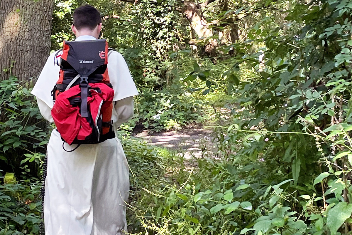 Dominican Pilgrimage, Days 1 and 2