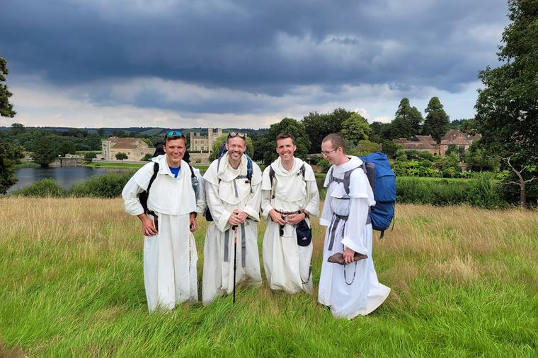 Dominican Jubilee Pilgrimage, days 3 and 4