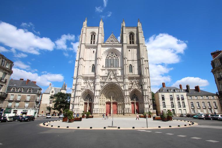 St. Peter and St. Paul Cathedral, Nantes, France