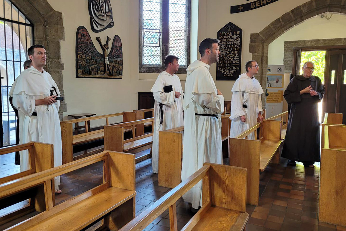 Dominican Jubilee Pilgrimage — Days 5 and 6