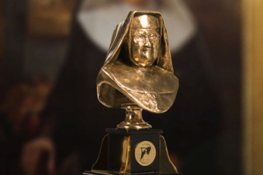 The Mother Angelica Award ceremony will air Aug. 15.