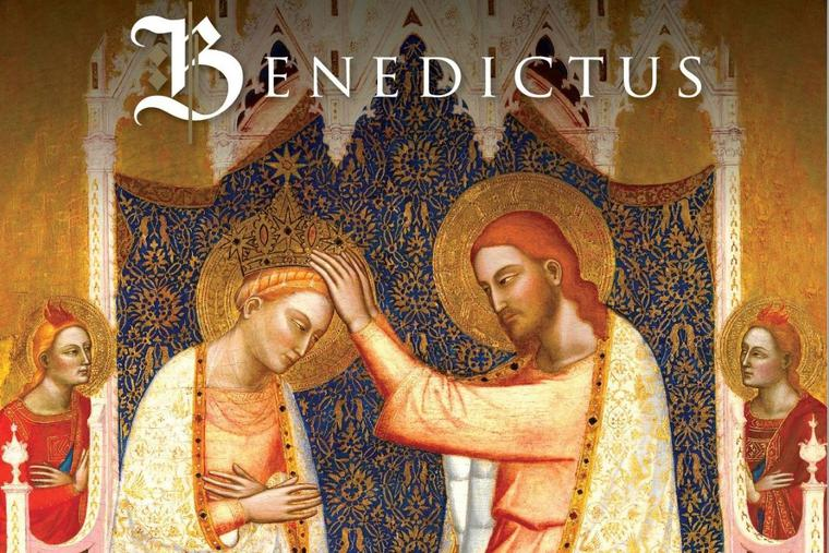 'Benedictus' is a monthly liturgical supplement for those who attend the Mass celebrated according to the Missal of 1962.