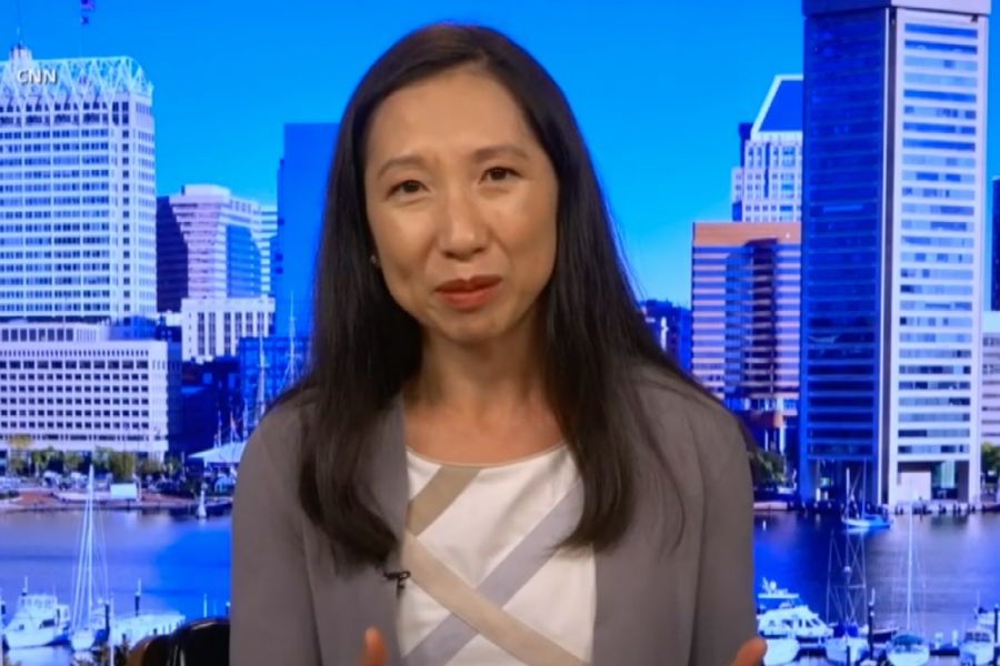 Dr. Leana Wen, a former president of Planned Parenthood