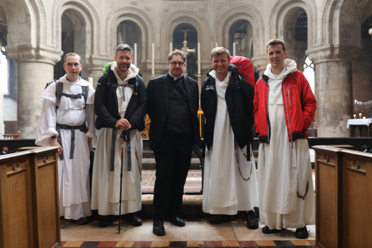 Dominican Jubilee Pilgrimage, Days 7 and 8