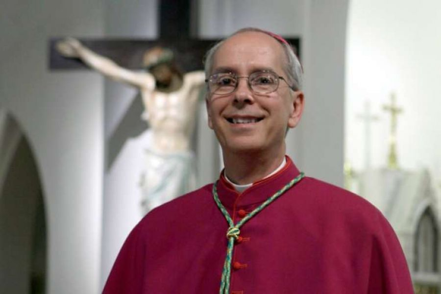 Bishop Mark Seitz sent an Aug. 6 message to the Catholics of his diocese.