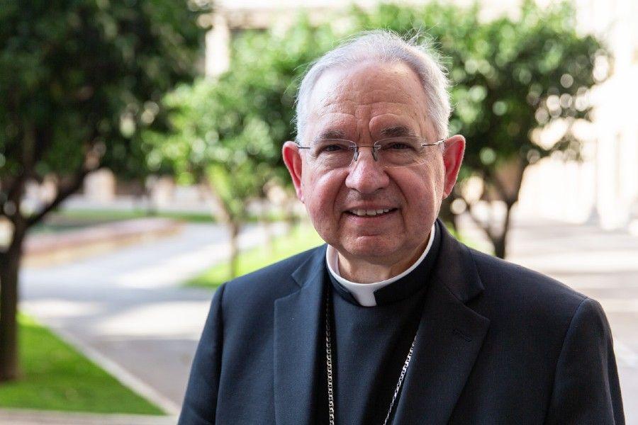 Archbishop Jose Gomez of Los Angeles.