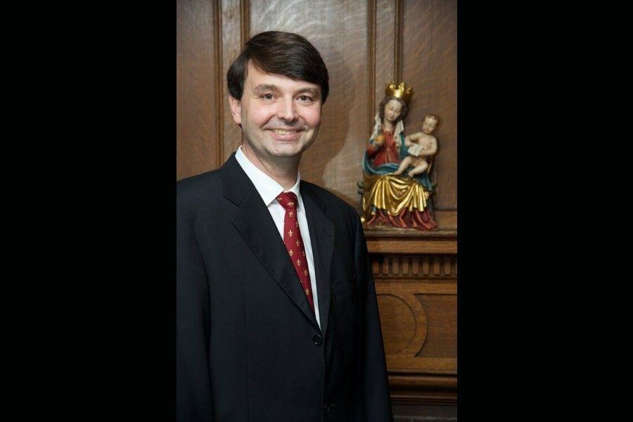 Dr. Joseph Meaney, president of the National Catholic Bioethics Center