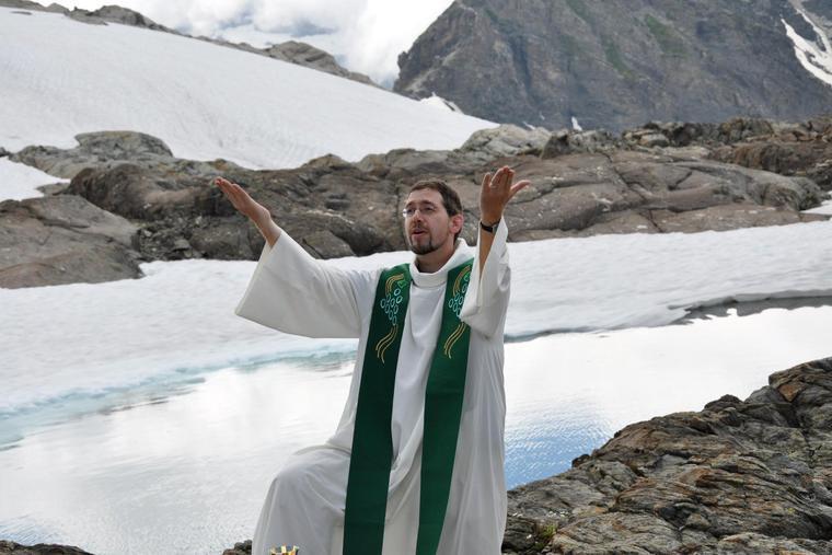 Father Vincent Lafargue
