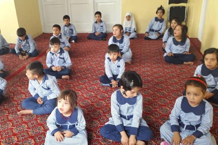 Religious congregations have run a special school for 50 children ages 6 to 10 years old for almost 20 years in Kabul. It has now closed due to current events, according to Sister Theresa Crasta.