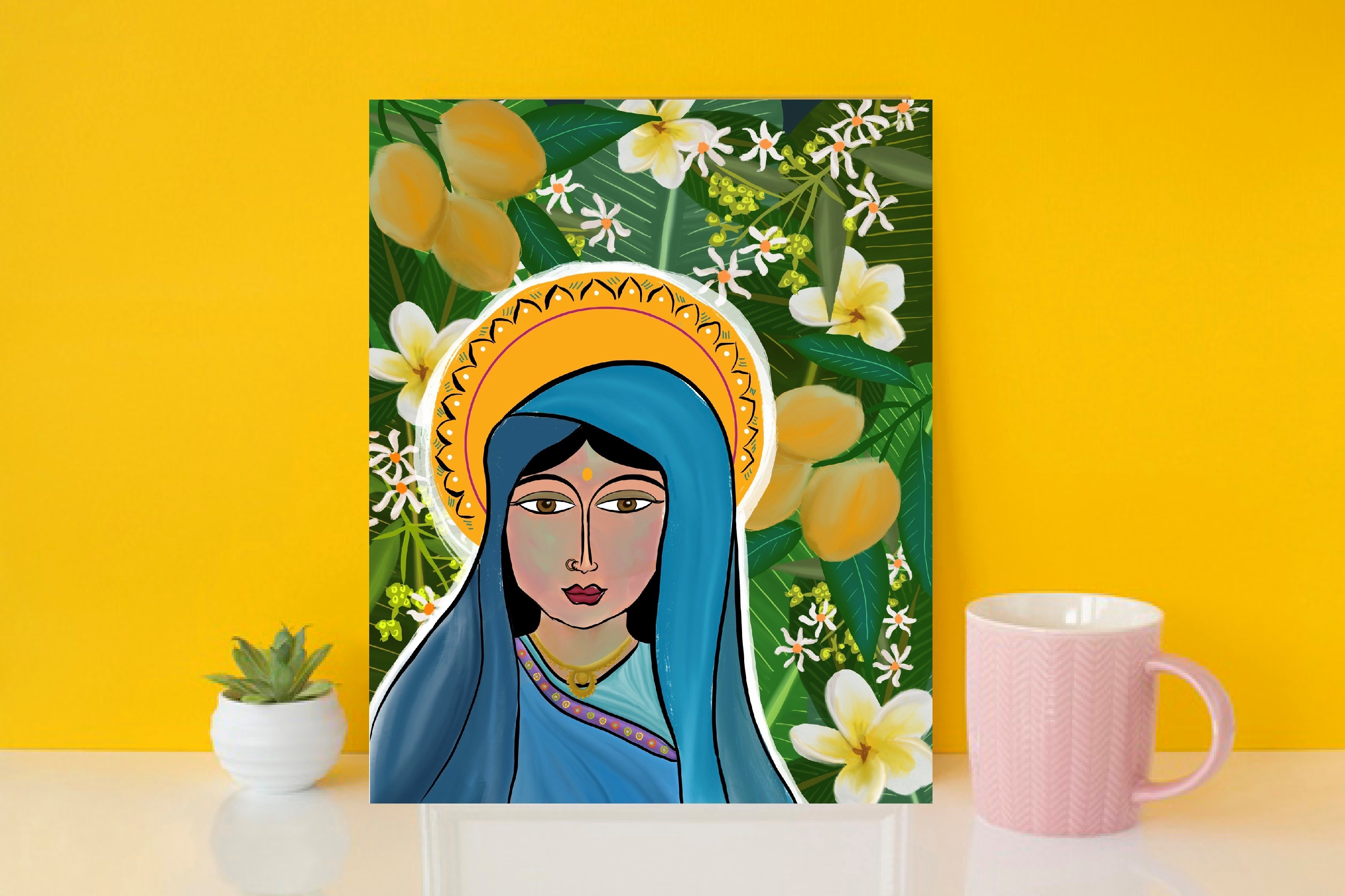 Our Lady of Mangoes