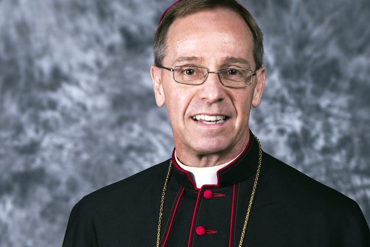 Archbishop Charles C. Thompson in 2021