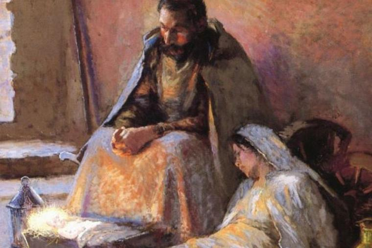 'Through the Heart of St. Joseph' encourages readers to live like the beloved head of the Holy Family.