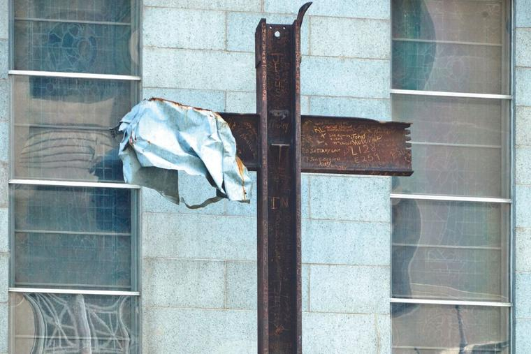 The Ground Zero Cross is an enduring monument to the victims and first responders of 9/11.