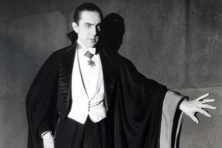 Bela Lugosi as Dracula, anonymous photograph from 1931, Universal Studios