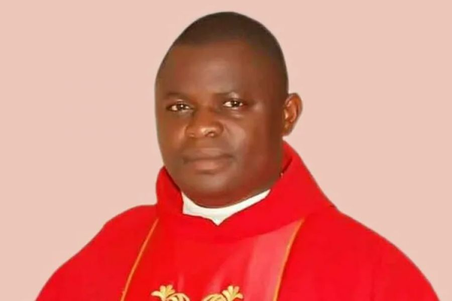 Father Benson Bulus Luka was kidnapped from his parish residence in Nigeria's Kafanchan Diocese on Sept. 13, 2021.